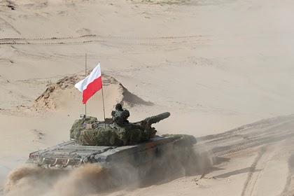 Генерал НАТО описал захват Россией трети Польши