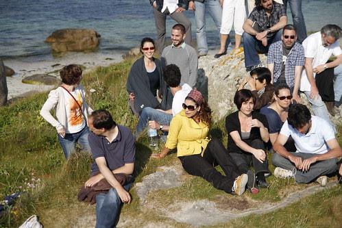 Group photo in Brignogan 3