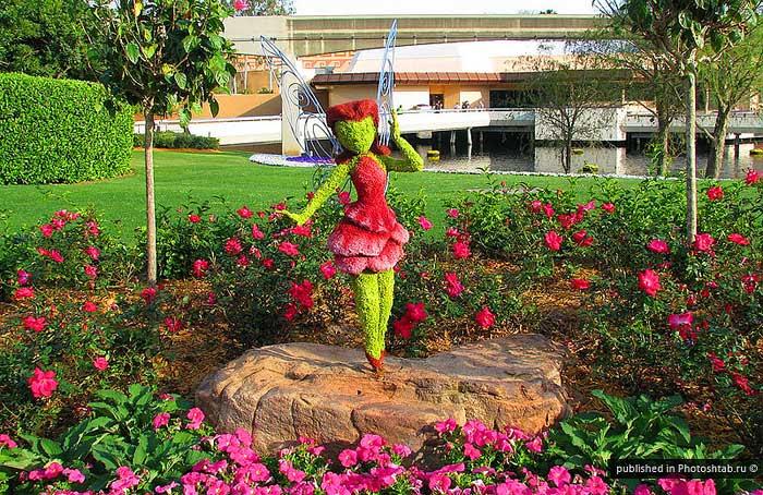 Perierga.gr - Φεστιβάλ λουλουδιών στη Φλόριντα