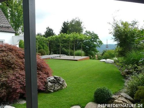 Moderne g rten - Gartenplanung munchen ...
