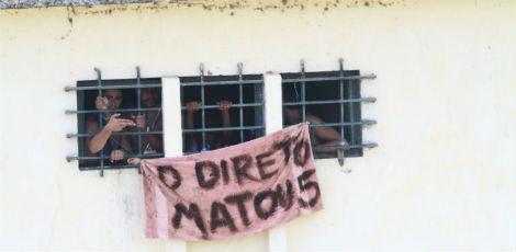 Detentos responsabilizaram Ricardo Pereira pelas mortes ocorridas durante o tumulto da última quinta / Foto: Diego Nigro/JC Imagem