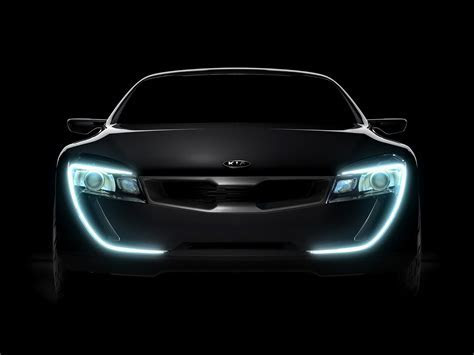 1600x1200 Kia Sports concept desktop PC and Mac wallpaper