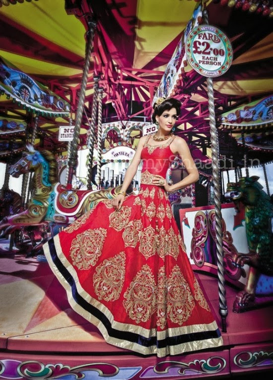 Beautiful-Girls-Wear-Wedding-Bridal-Dress-Designs-2013-14-New-Latest-Suits-by-Ekta-Solanki-6
