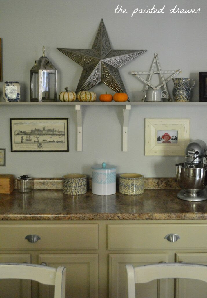 General Finishes Millstone Painted Kitchen Cabinets - The ...