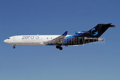 Zero G (AmeriJet International) Boeing 727-227 (F) N794AJ (msn 21243) (The Weightless Experience) LAS (James Helbock). Image: 909963.