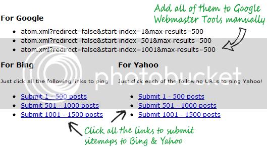 Kỹ năng Seo cho Blogspot - phần 2