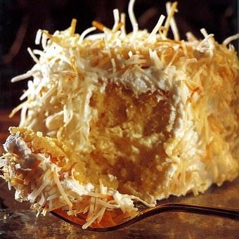 Macadamia Nut Cakes