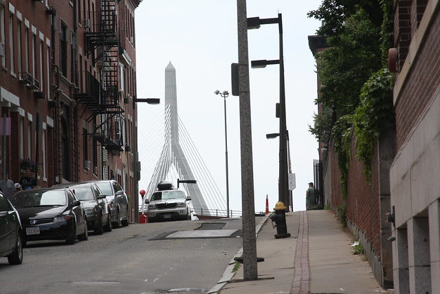 Bunker Hill Bridge