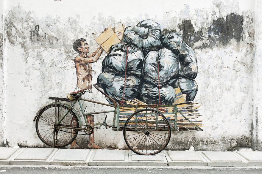 AD-Powerful-Street-Art-Pieces-That-Tell-The-Uncomfortable-Truth-33
