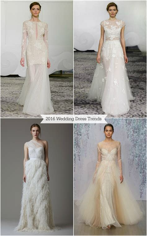 2016 Wedding Dress Trends   js weddings and events