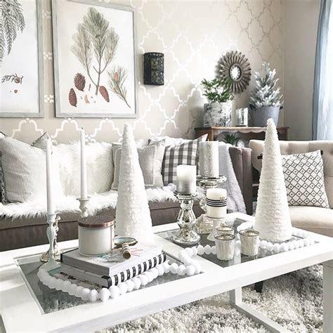 winter decorating  creative ideas  decorate  home