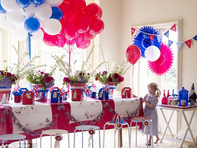 Berry Blog Royal Wedding Viewing Party Goodies And Ideas