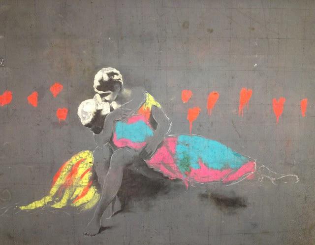 """Oleg Timchenko """"Lovers"""" collection of Lika Nadaraia"""