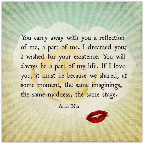 Your Existence In My Life Quotes