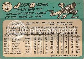 #397 Jerry Buchek (back)