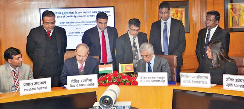 India provides Rs. 6.9 bn to upgrade KKS Harbour