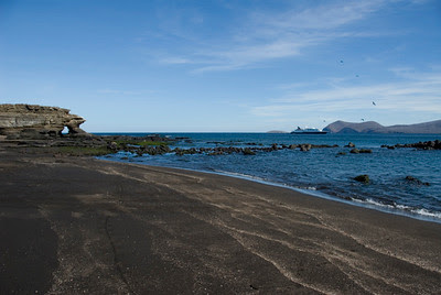 Santiago Island, Galapagos