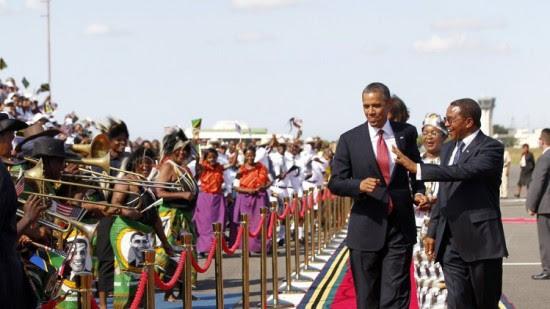 First Family Tanzania 2013-3
