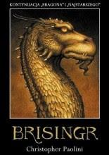 Okładka książki Brisingr