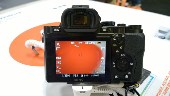 The new Sony α7 & α7R were the most frequently talked about products at the show