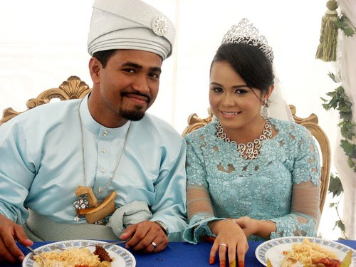 Zaza's reception @ Somban