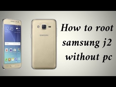 How to root samsung j2 without pc - HK-Tech