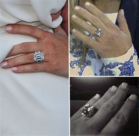 Kim Kardashian?s Engagement Rings From Kanye West and Kris