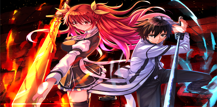 Rakudai Kishi No Cavalry Wallpapers Hd
