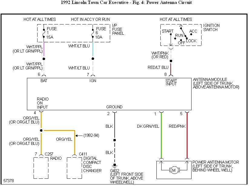 26 Power Antenna Wiring Diagram