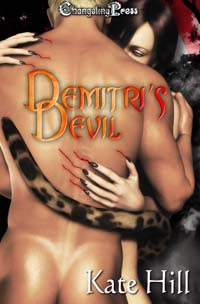 Prowleryns: Demitri's Devil by Kate  Hill