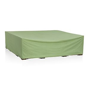 Large Rectangular Table/Chairs Cover with Umbrella Option in ...
