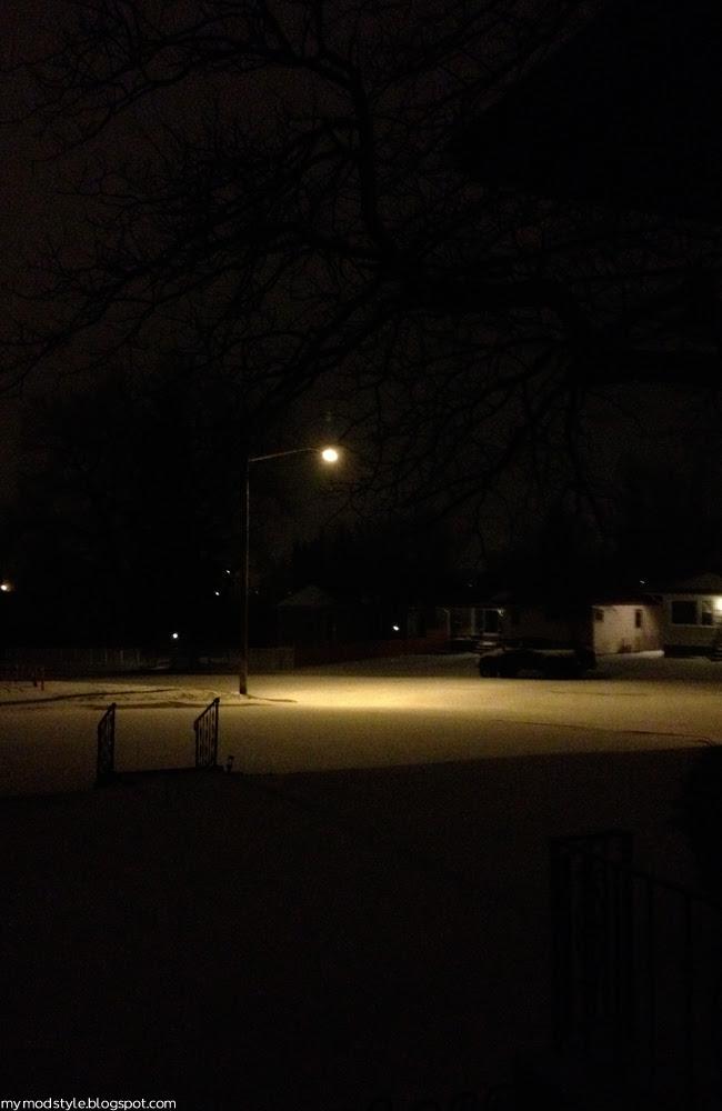 April Snow 4.9.13