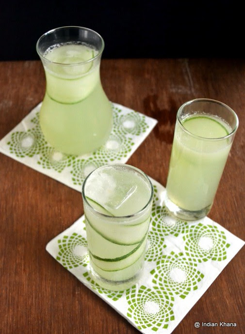 Cucumber Lemonade Summer Drinks Recipes