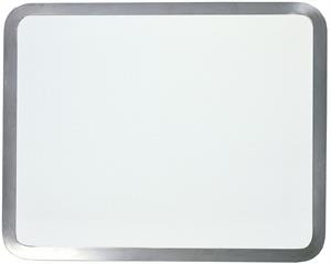 15 X 12 White Built In Surface Saver With Stainless Steel Frame