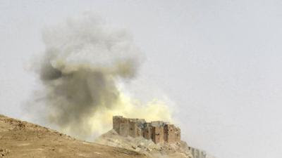 The battle for Palmyra will reveal how much damage was done to Syria's priceless relics