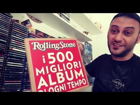 Vediamo insieme la Top 10 di ogni tempo di Rolling stone