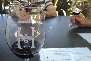 Honig Vineyard and Winery - Wine Tasting