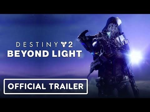 Destiny 2: Beyond Light - Official Europa Trailer