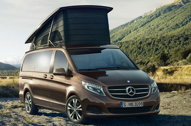 2015 Mercedes Camper Van Uk | Autos Post