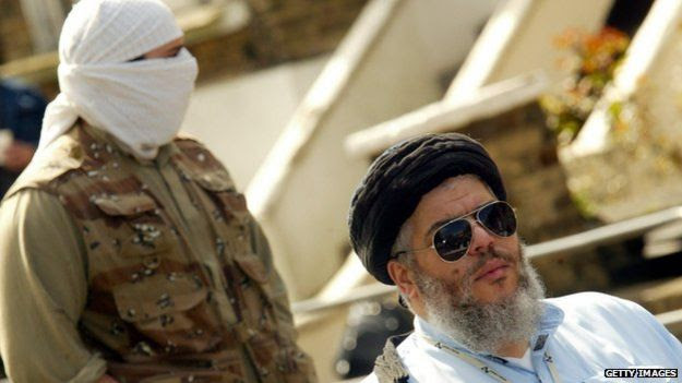 Abu Hamza: de segurança de boate a clérigo radical