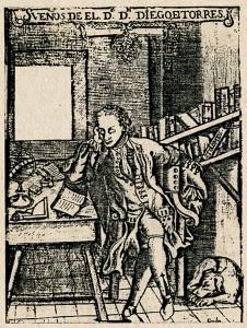 Sueños de el doctor don Diego de Torres. 1736