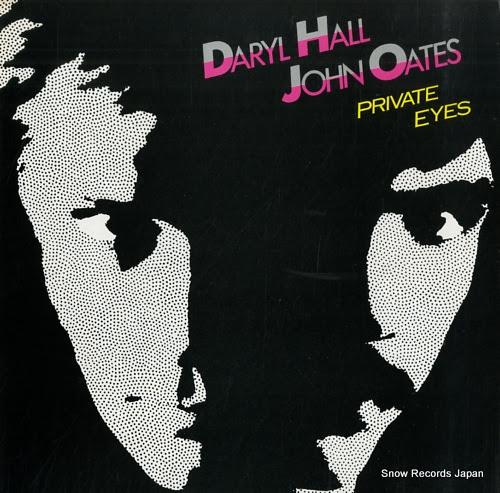 HALL, DARYL & JOHN OATES private eyes
