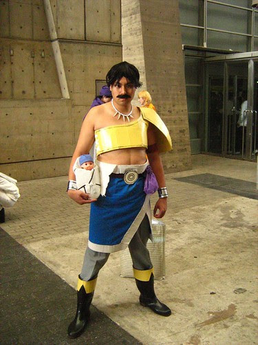 Papas from Dragon Quest 5