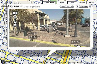How To Find Your House On Google Street View
