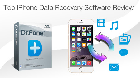 Top 5 iPhone Data Recovery Software