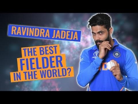 Ravindra Jadeja: The best fielder in the world?