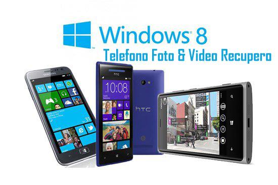 Come Recuperare I Video E Le Foto Cancellati Da Windows Phone 8