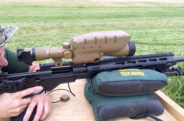 El Ejército de los EE. UU. Ha desarrollado un nuevo sistema integrado de observación del control de incendios para armas de francotirador militar llamado el Alcance de Sniper optimizado balisticamente o BOSS. El objetivo de este proyecto es encontrar una manera de aumentar la precisión al reducir los errores de puntería y minimizar el tiempo para que el tirador averigüe dónde apuntar correctamente su arma.