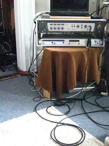 preamp & cables