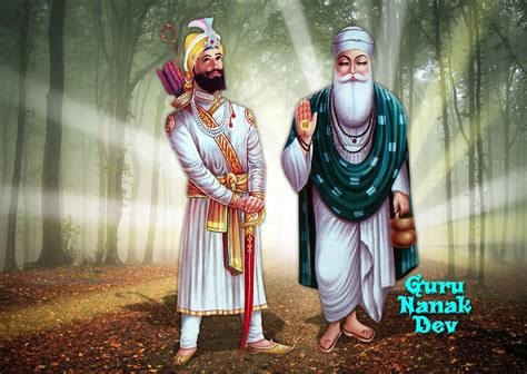 guru nanak dev ji pictures images page